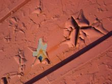 トタン屋根の傷み